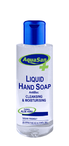 Aquasan Liquid Hand Soap AntiBac 200ml